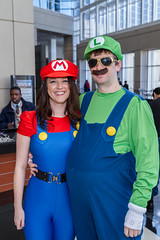 "Itsa me! Mario!!! #C2E2 • <a style=""font-size:0.8em;"" href=""http://www.flickr.com/photos/33121778@N02/25366385844/"" target=""_blank"">View on Flickr</a>"
