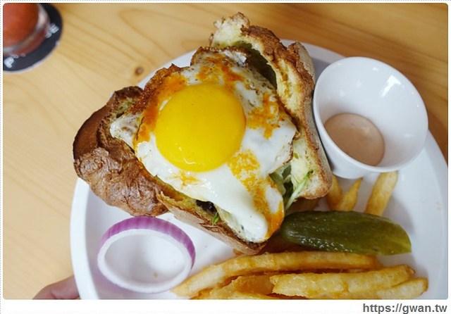 台中美食,精明商圈,P+ House,popover,巷弄美食,早午餐推薦,戰斧豬排,鳥巢蛋,複合式料理,下午茶甜點-27-192-1
