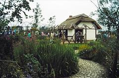 Aug86 06 - Cottage Garden