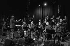 Norrbotten Big Band plays Quincy Jones