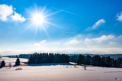 Winter rund um die Ködeltalsperre-5