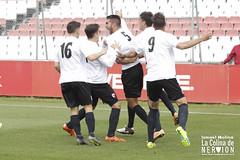 Sevilla Atl. 3 Linares 2-100