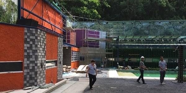 Casa do BBB16 terá decoração que remete a uma fábrica