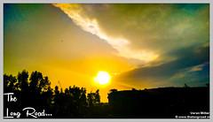 Sunset glory