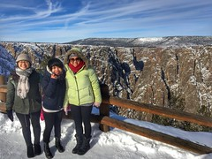 Gunnison Point, Black Canyon of the Gunnison National Park