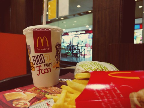 #macdonald's #macd #fastfood #restaurant by Magical Assam, on Flickr