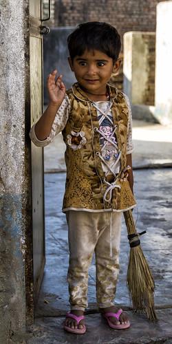 Junge in Jojawar