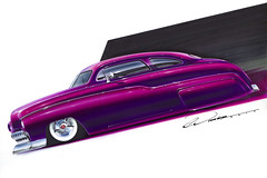 Purple Merc