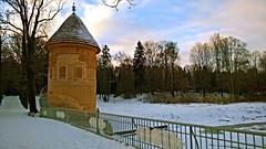 В Павловске хорошо. В Павловске зима... #спб #павловск #зима #снег #winter #snow