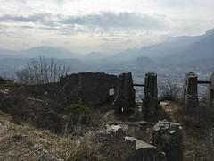 Grenoble depuis le Mont Jalla