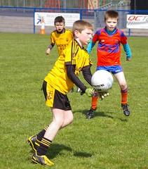 069 Loughmacrory at U8 Football Blitz Apr2016