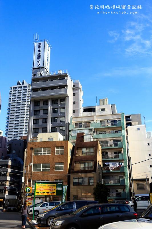 日本東京住宿.ホテル法華イン日本橋