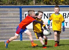 083 Loughmacrory at U8 Football Blitz Apr2016