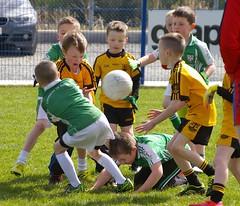 072 Loughmacrory at U8 Football Blitz Apr2016