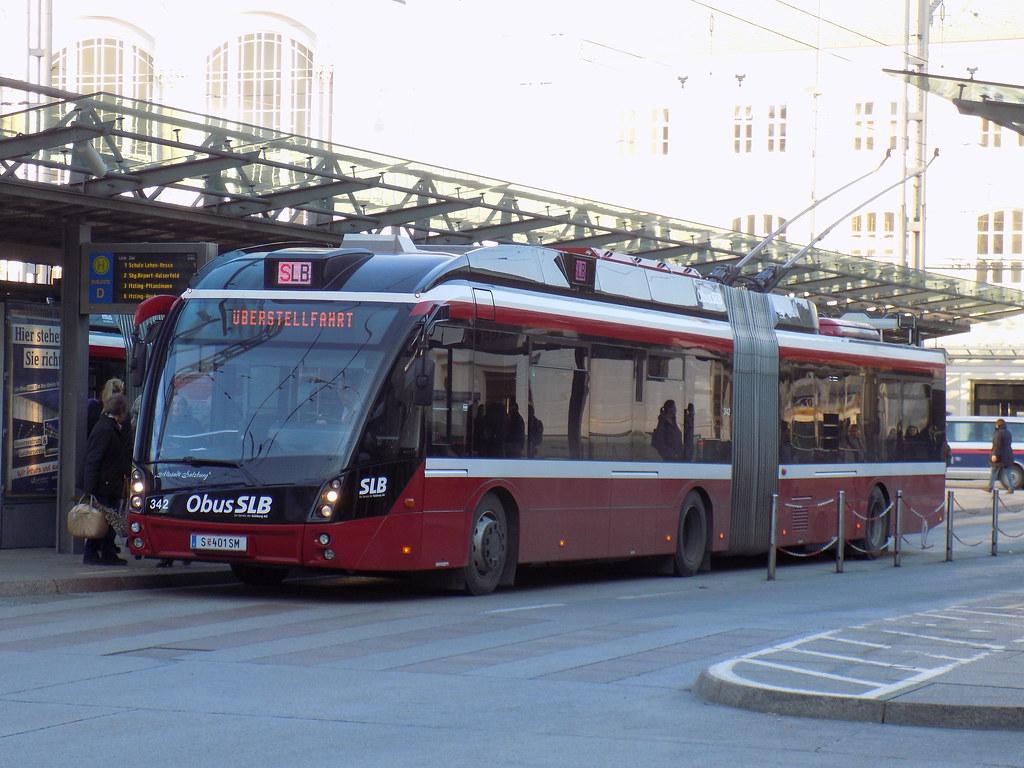 Salzburg Vienna Bus