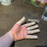 "Wax fingers <a style=""margin-left:10px; font-size:0.8em;"" href=""http://www.flickr.com/photos/30723037@N05/25399840813/"" target=""_blank"">@flickr</a>"