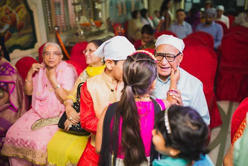 Love flowing across generations!