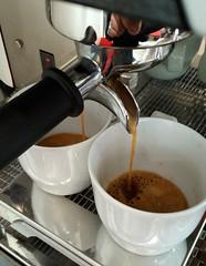 """#HummerCatering #Messe #Augsburg #Siebträger #Kaffeemaschine #Kaffeebar #Barista #Kaffee #Catering http://goo.gl/xajD4e • <a style=""""font-size:0.8em;"""" href=""""http://www.flickr.com/photos/69233503@N08/25906854185/"""" target=""""_blank"""">View on Flickr</a>"""