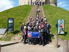 York Castle - Clifford's Tower - 1