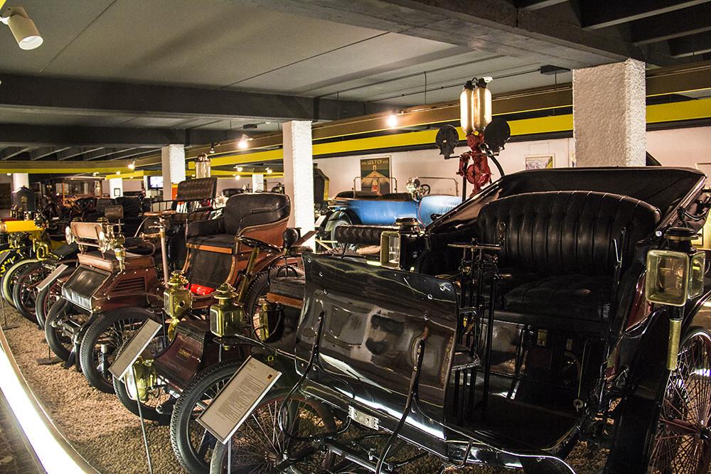 Fondation Gianadda - Expo carros