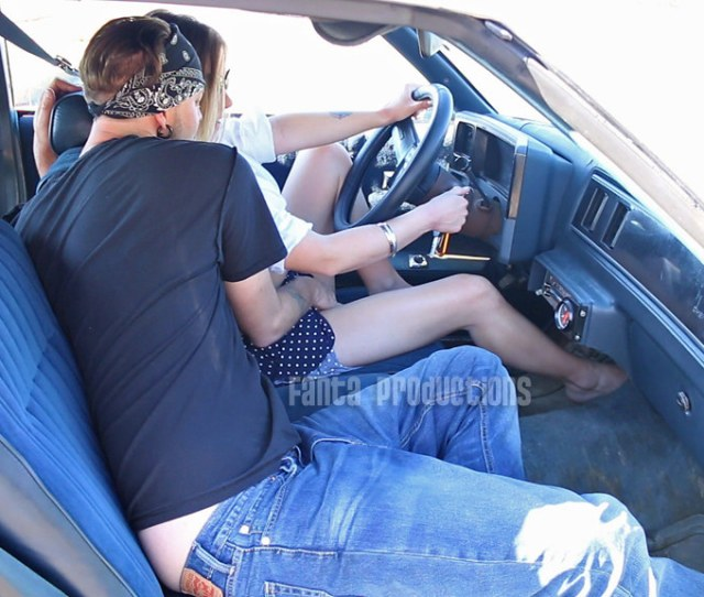 Pedalpumping Cranking Revving Celeste Goes For A Ride Before Getting The Monte Started Fanta_productions Tags Feet