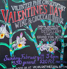 """Valentine's Chalk Board • <a style=""""font-size:0.8em;"""" href=""""http://www.flickr.com/photos/130463794@N02/25068519656/"""" target=""""_blank"""">View on Flickr</a>"""