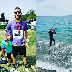 21k Walk/Jog & 1k Recovery Swim