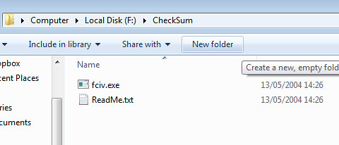 Microsoft File Checksum Integrity Verifier