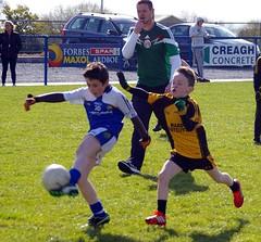 006 Loughmacrory at U8 Football Blitz Apr2016