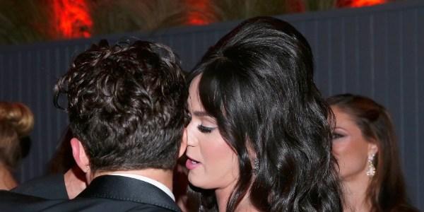 Katy Perry e Orlando Bloom são vistos em clima de intimidade