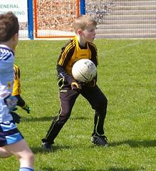 105 Loughmacrory at U8 Football Blitz Apr2016 Joseph