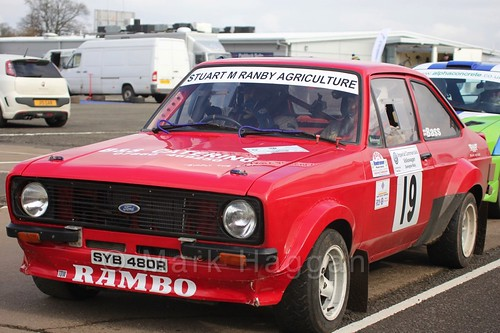 Donington Rally, March 2016