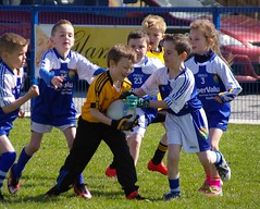 032 Loughmacrory at U8 Football Blitz Apr2016