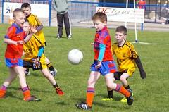 078 Loughmacrory at U8 Football Blitz Apr2016