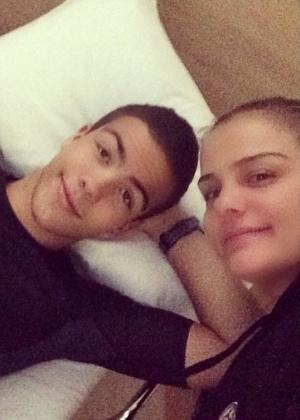 """Relação com Ronaldo """"foi muito bem acabada"""", diz Milene Domingues"""