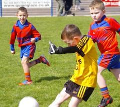 096 Loughmacrory at U8 Football Blitz Apr2016