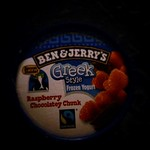 """Something to enjoy. #benandjerry #icecream #evening #enjoy #glass #gott #tasty #iphone5s #awesomepicture #picoftheday #photooftheday <a style=""""margin-left:10px; font-size:0.8em;"""" href=""""http://www.flickr.com/photos/131645797@N05/26265313681/"""" target=""""_blank"""">@flickr</a>"""