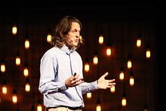Jeb Byers @ TEDxUGA 2016: Illuminate