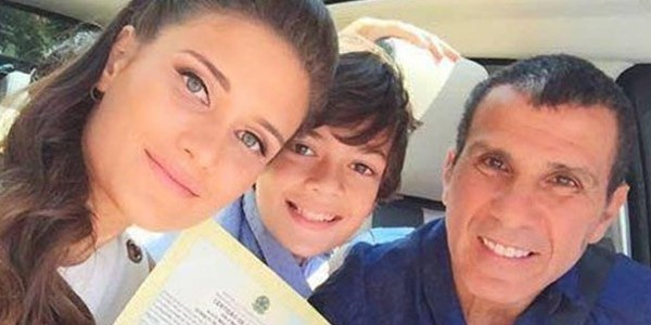 Eri Johnson se casa no civil em Belo Horizonte