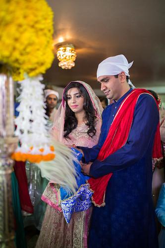 Saahil and Shivani