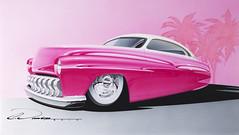 Pink Merc