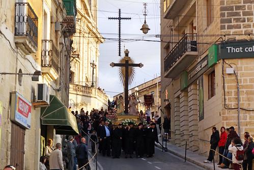 Malte - Bormla / Procession pascale
