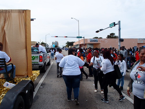 MLK Day Parade 2016 - Miami