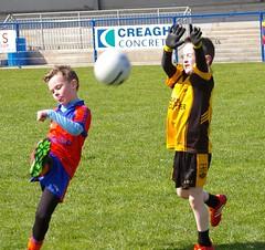 070 Loughmacrory at U8 Football Blitz Apr2016