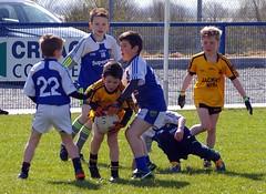 005 Loughmacrory at U8 Football Blitz Apr2016