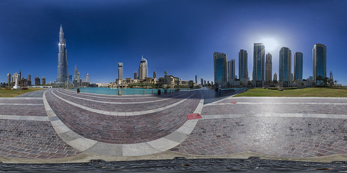Downtown Dubai @ 360°