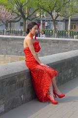Cécile Barayre, La vie en rouge
