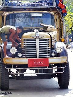 Yangon 2008 - Myanmar 2