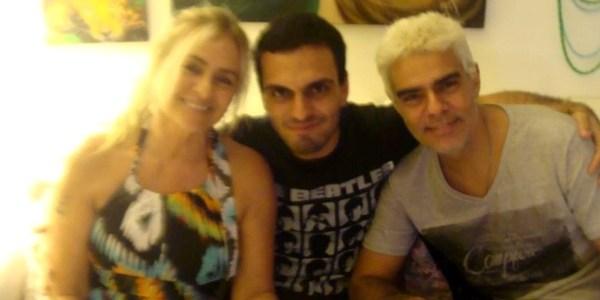 """Neto de Chico Anysio continua desaparecido: """"Ainda sem sinal"""", diz pai"""