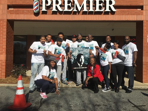 MLK Day 2016 - Charlotte, NC